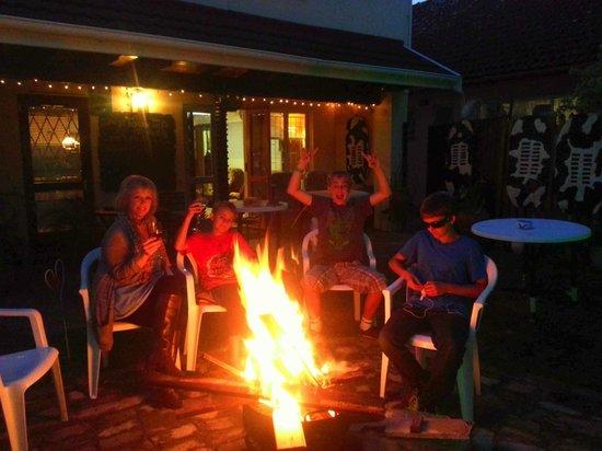 Island Lodge : BBQ