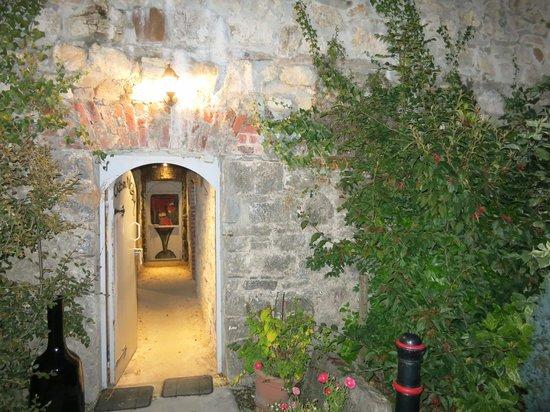 Ballinwillin House: Wine Cellar