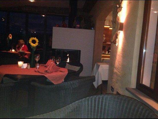 Hotel Gruner Wald: Restaurant