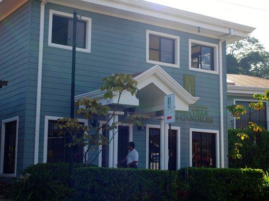 Hotel Villa Los Candiles: Hotel