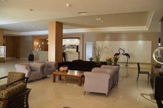 lobby hotel Macia Donana