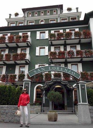 Hotel San Lorenzo: Hotel