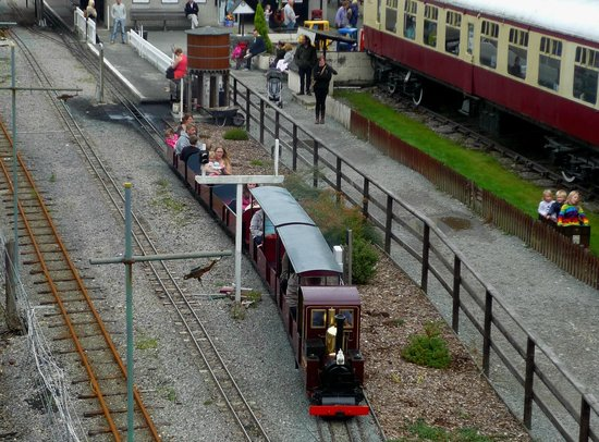 Conwy Valley Railway Museum & Model Shop : Choo Choo!