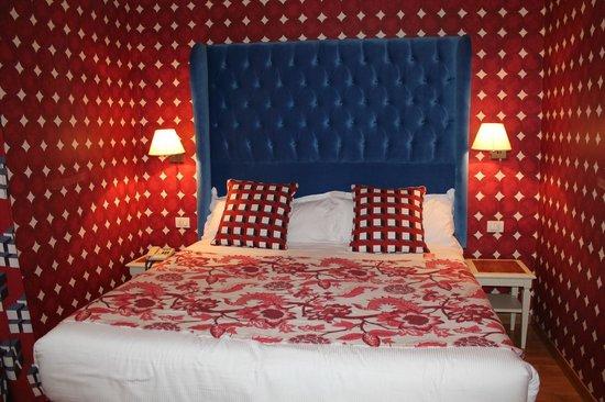 Room Mate Luca: habitacion superior