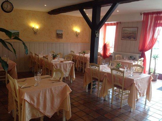 Le Burgonde : La salle