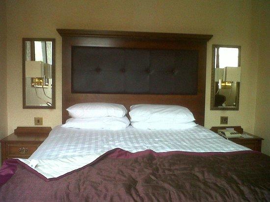 Shrigley Hall Hotel, Golf & Country Club : lovely room
