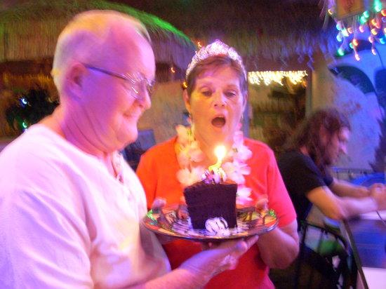 Padre Rita Grill: Pam's Birthday PadreRitaGrill