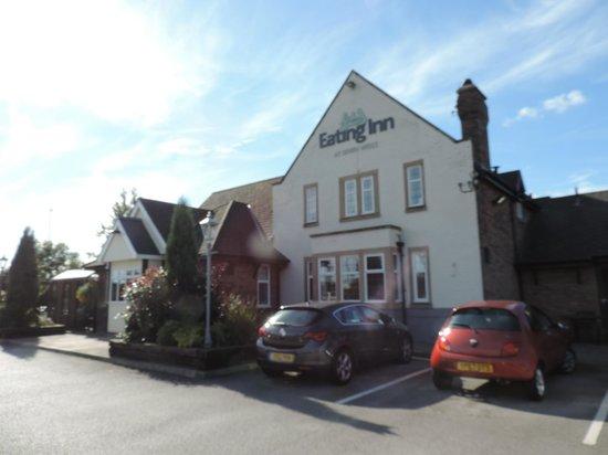 Seven Wells: back of pub