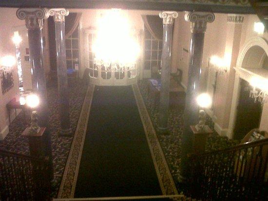 Shrigley Hall Hotel, Golf & Country Club : elegance
