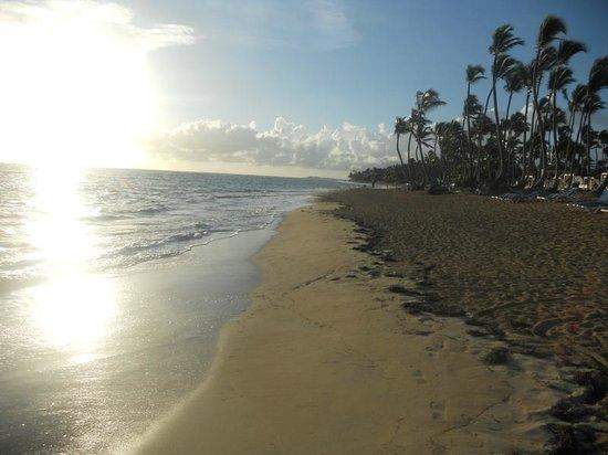 Grand Sirenis Punta Cana Resort Casino & Aquagames: Beautiful beach!
