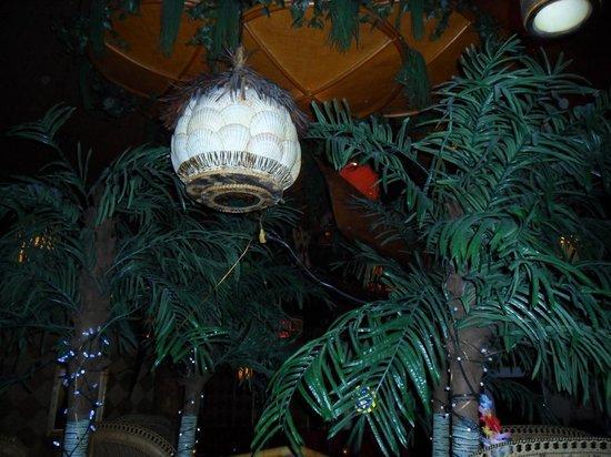Hôtel-Motel Coconut : bar