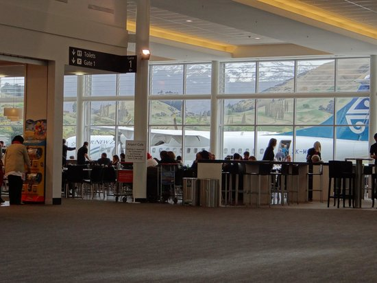 Airspresso Brilliant Review Of Airport Cafe