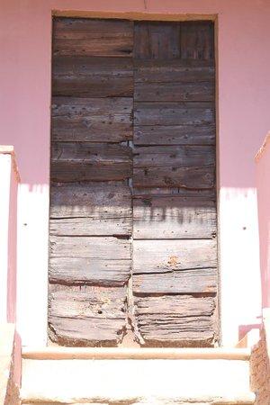 Agriturismo Amandolo: porta storica