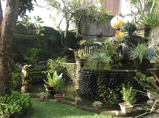 Putu Bali Villa and Spa : Garden