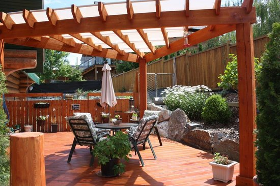 A Okanagan Lakeview B&B : A quite place to relaxe