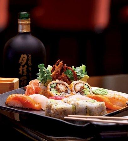 Samurai Sushi Bar and Restaurant, Japanese Dining in Banff