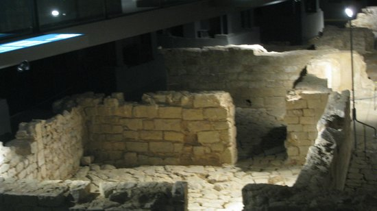 El Born: ruinas