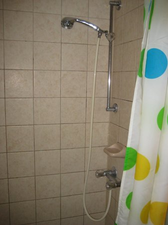 Hotel Lilienhof: Shower