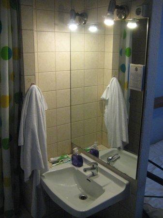 Hotel Lilienhof: Sink