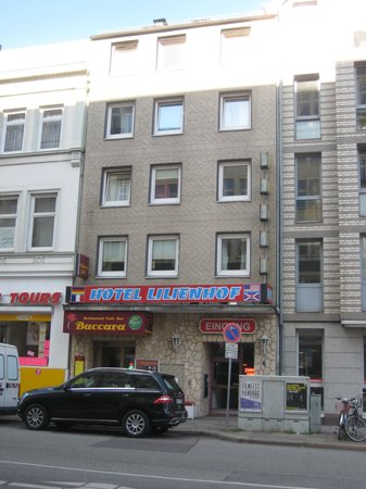 Hotel Lilienhof: Main front