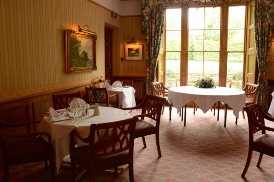 Stower Grange: Lovely Dining Room with plenty of space.