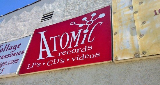 Atomic Records: Eighteen Years Right Here...They Have the GOOD Stuff!