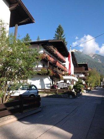 The Hotel Helga