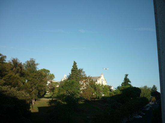 Avenida Park Hotel: vista desde la habitacion