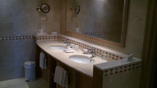 Kempinski Hotel Bahía: baño