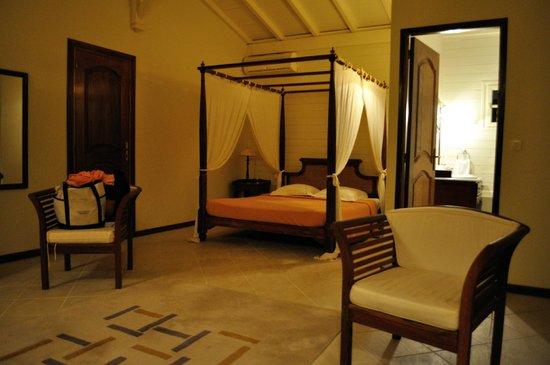 Le Domaine Saint Aubin: Hotel room