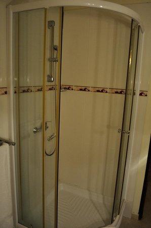 Le Domaine Saint Aubin: shower