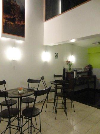 Wakapunku Hotel Boutique : Sala de café da manhã