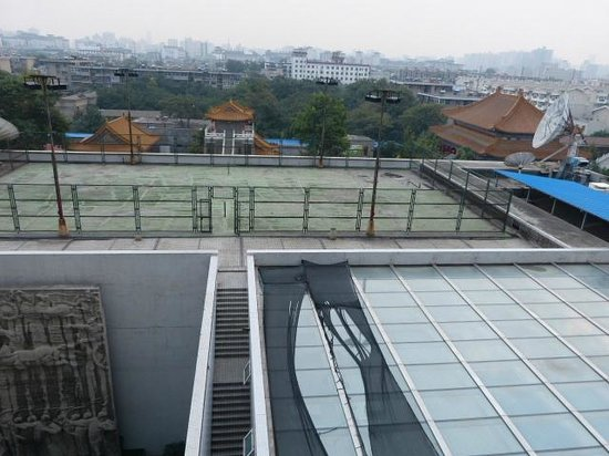 Gudu Wenhua Hotel: another view from our room