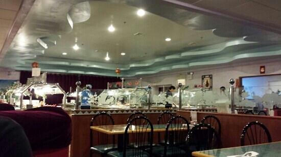 Cape Cod Super Buffet : salle