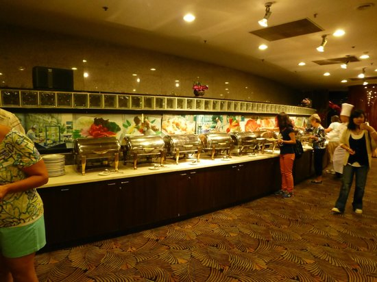Gudu Wenhua Hotel: who said there are not a lot of choices for breakfast?