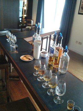 Bowmore Distillery : Dégustation
