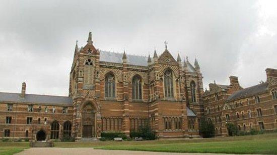 Keble College: Keble's unique architecture.