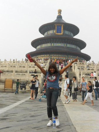 China Culture Tour : Temple of Heaven