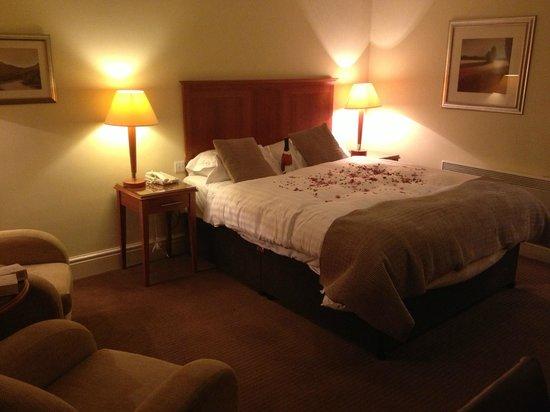 Mercure Manchester Norton Grange Hotel and Spa: Room shot