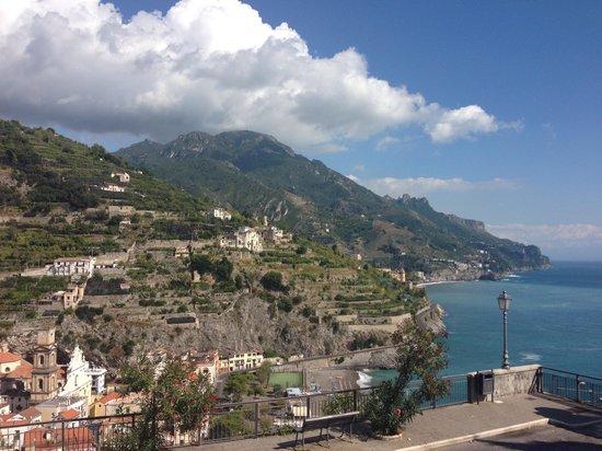 Orto Paradiso: Blick aufs Meer