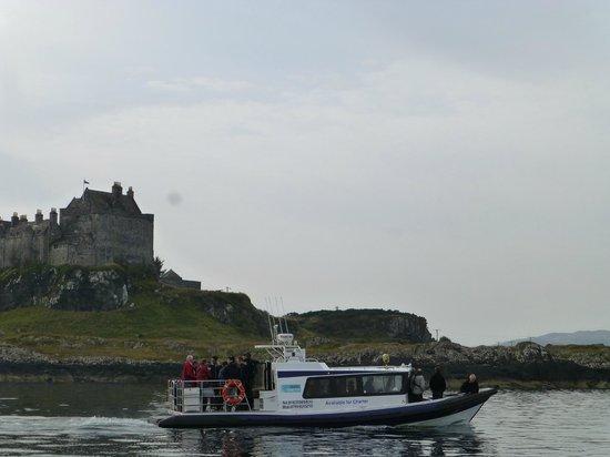 Coastal Connection: castle