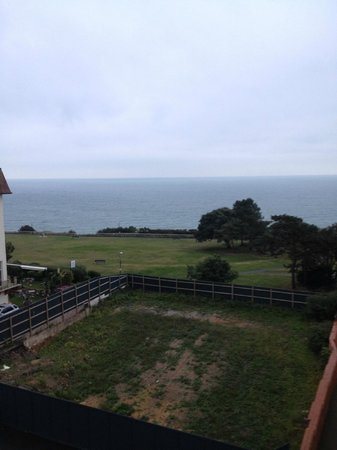 Tower House Hotel: The view of the sea from my room!