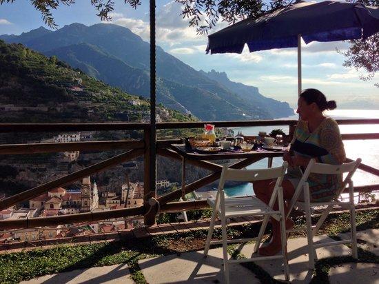 Orto Paradiso: Frühstück