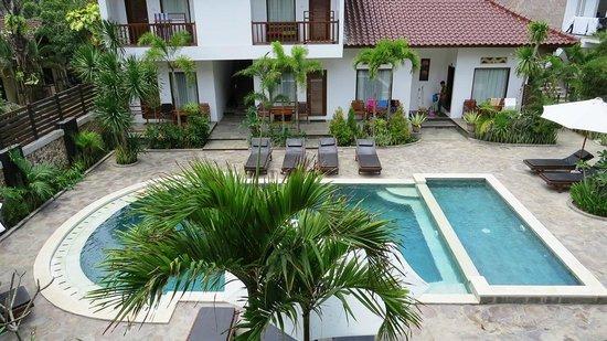 Family House Lombok: esterno