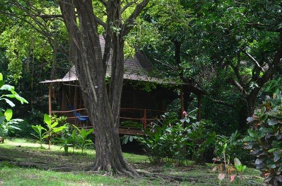 Hotel Los Mangos : Einer der schönen Bungalows