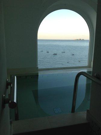 Hotel Marincanto: The Jacuzzi