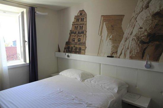La Porta Luxury Rooms: Superior room seaview without balcony