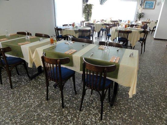 La Torreta: Завтрак. Столовая