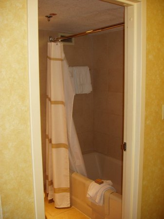 Albuquerque Marriott Pyramid North: Bathroom