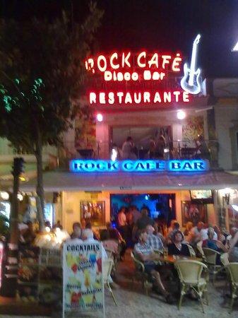 Hard Rock Cafe Portugal Menu